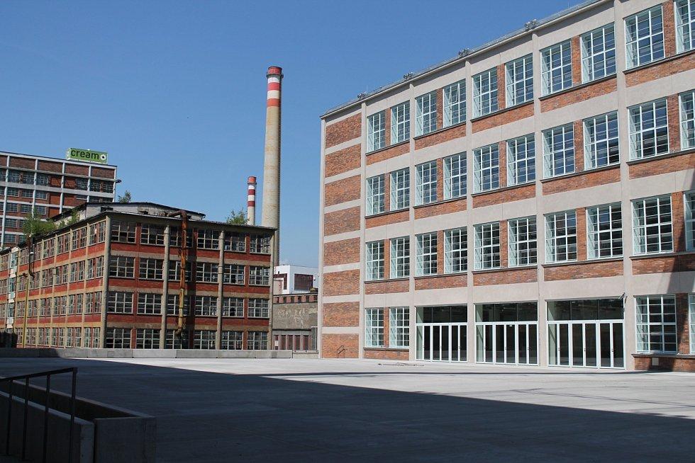 14 15 Baťův institut ve Zlíně