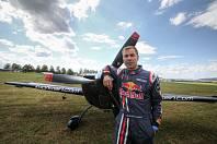 Akrobatický pilot Martin Šonka