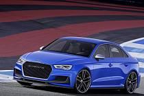 Koncept Audi A3 clubsport quattro.