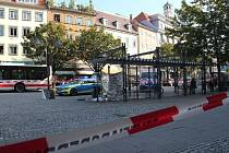 Útok nožem v německém Ravensburgu