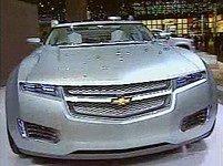 Ekologická auta se objevují stále častěji na světových veletrzích.
