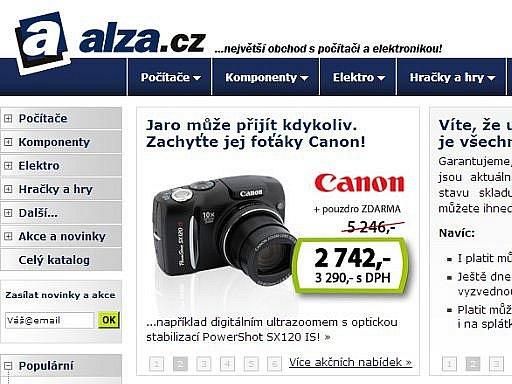 Internetový obchod s výpočetní technikou a elektronikou Alza.cz. 5d3488d41d8