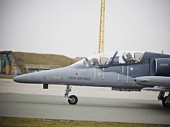 Bojový letoun L-159 Alca