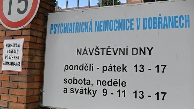 Psychiatrická nemocnice v Dobřanech