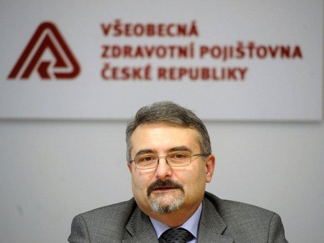 Ředitel VZP Pavel Horák.