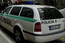 Slovenská policie - ilustrační foto