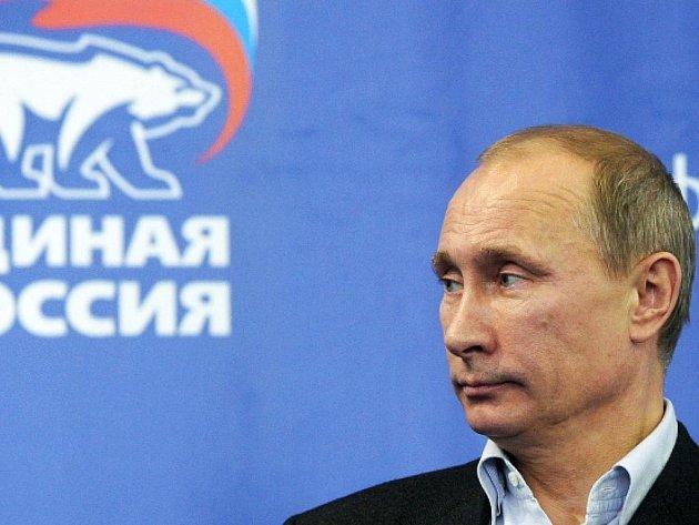 Ruský premiér Vladimir Putin.
