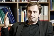 Šéf Transparency International ČR David Ondráčka.