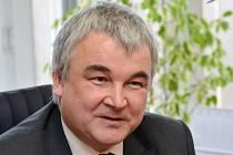Ředitel České inspekce životního prostředí Erik Geuss.