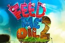 Mobilní hra Feed Me Oil 2.