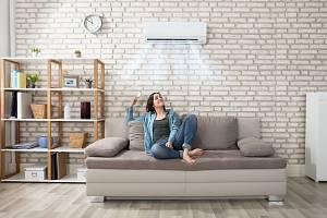 S ochlazením pomůže klimatizace nebo ventilátor