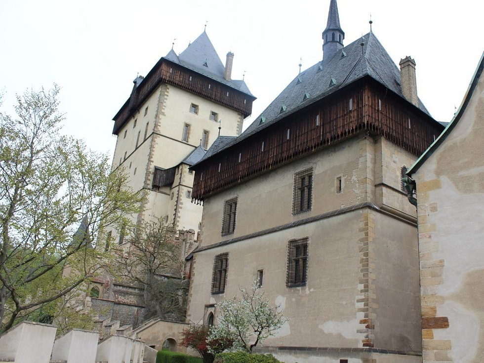 Hrad Karlštějn