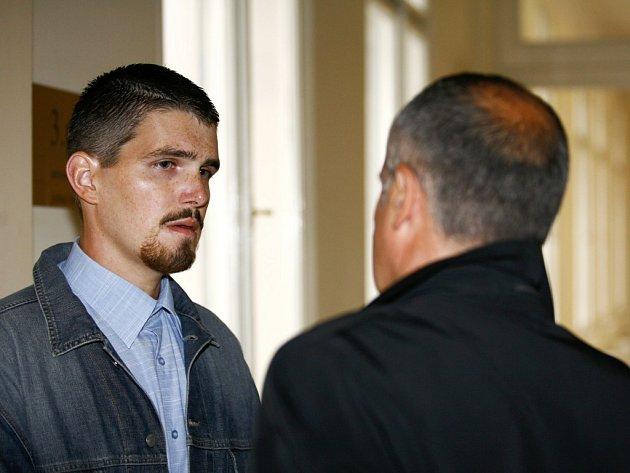 David Stejskal u soudu