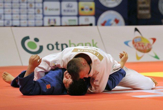 Lukáš Krpálek ovládl turnaj série Grand Prix v čínském městě Chu-che-chao-tche (oblast Vnitřního Mongolska).