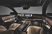 Nový Mercedes S