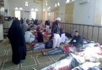 Útok na mešitu na Sinajském poloostrově v Egyptě