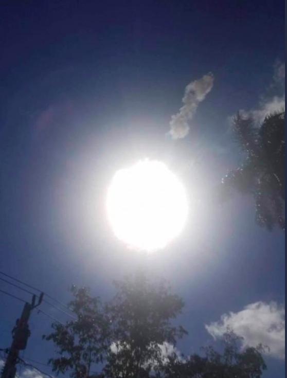 Na Kubu dopadl meteorit.