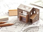 model stavby domku