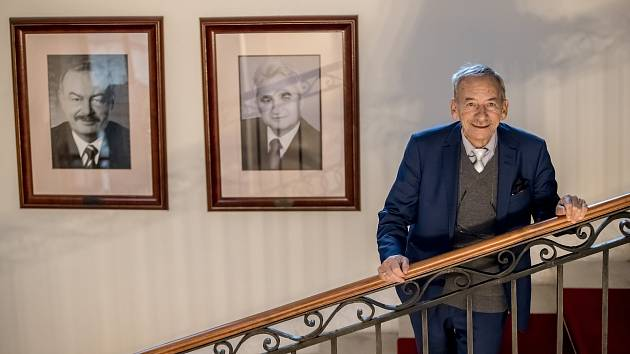 Předseda Senátu Jaroslav Kubera.