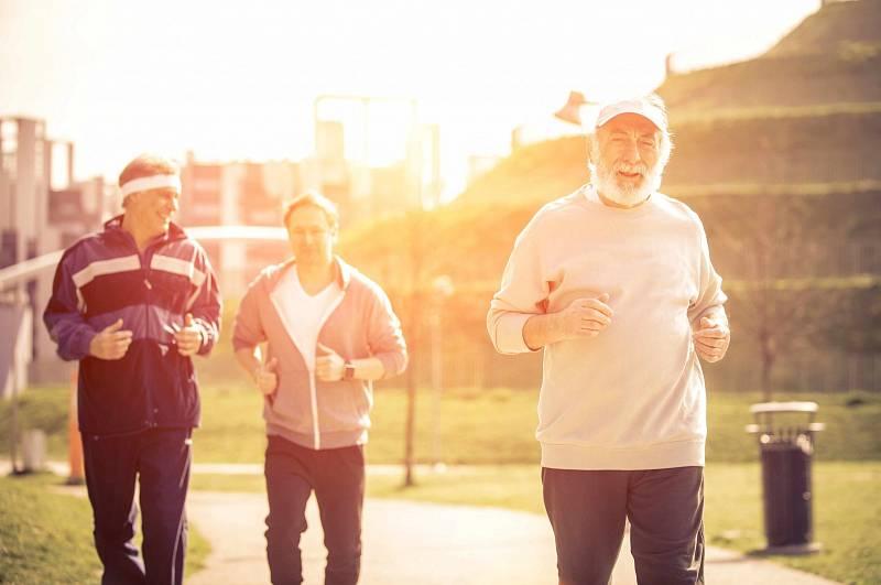 Pokud nejste nejmladší a máte problémy s dýcháním, raději navštivte lékaře. Mohlo by za tím být srdce.