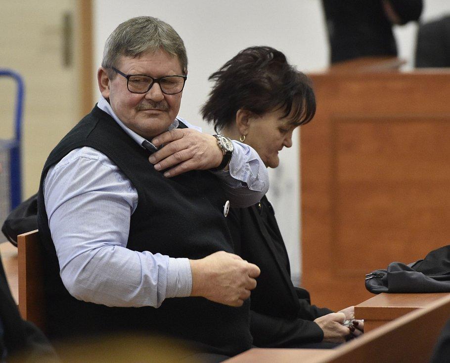 Jozef Kuciak a Jana Kuciaková, rodiče zavražděného novináře Jána Kuciaka