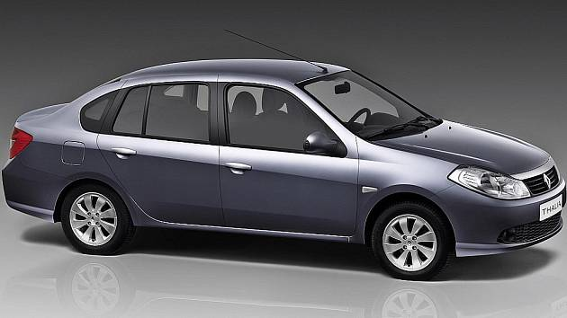 Nový Renault Thalia