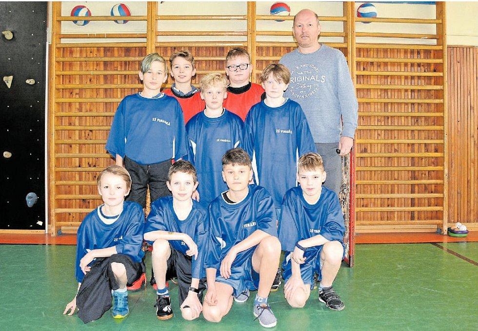 Základní škola Vinařská Ústí n. L. si nepřála zveřejnit jména dětí.