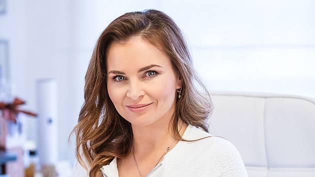 Výživová specialistka Věra Hrabáková Bittnerová.