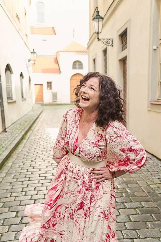 Herečka Martina Preissová