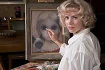 BIG EYES. Amy Adamsová jako malířka, jíž muž ukradne slávu.