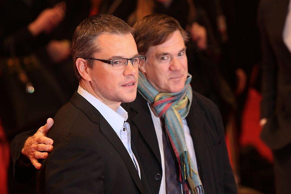 Berlinale pokračuje: Matt Damon s režisérem Gusem Van Santem