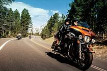 Harley-Davidson Electra Glide Ultra Limited.
