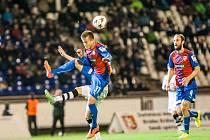 Plzeň v úvodním osmifinále poháru porazila Hradec Králové 2:1.