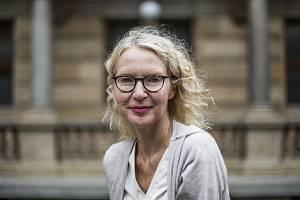 Spisovatelka Irena Obermannová.