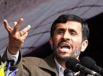 Íránský prezdient Mahmúd Ahmadínežád