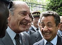Chirac a Sarkozy