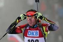 Michal Šlesingr ve vytrvalostním závodě MS.