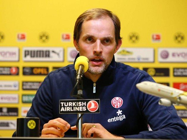 Fotbalisty Dortmundu převezme po sezoně trenér Thomas Tuchel.