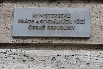 Ministerstvo práce a sociálních věcí - ilustrační foto