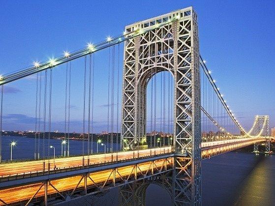 Most George Washingtona v New Yorku.