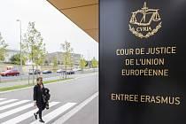 Soudní dvůr Evropské unie (EU) v Lucemburku