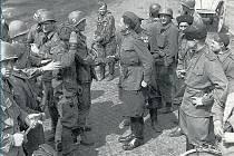 Dne 25. dubna 1945 se na Labi u saského města Torgava setkaly jednotky americké a sovětské Rudé armády. Setkání se dnes připomíná jako Den Labe