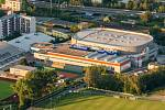 Home Credit Arena v Liberci.