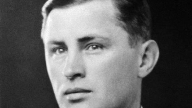 Hrdina protinacistického odboje podplukovník Josef Mašín, generálmajor in memoriam.