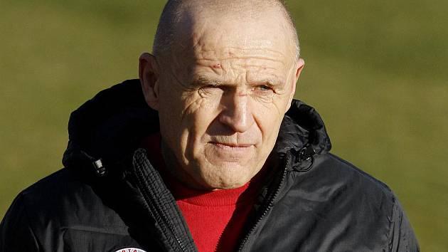 Sportovní ředitel Sparty Jaroslav Hřebík.