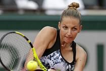 Česká tenistka Kristýna Plíšková.
