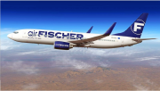 Podoba letadel airFischer.