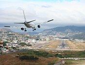 Letiště Toncontin, Tegucigalpa, Honduras