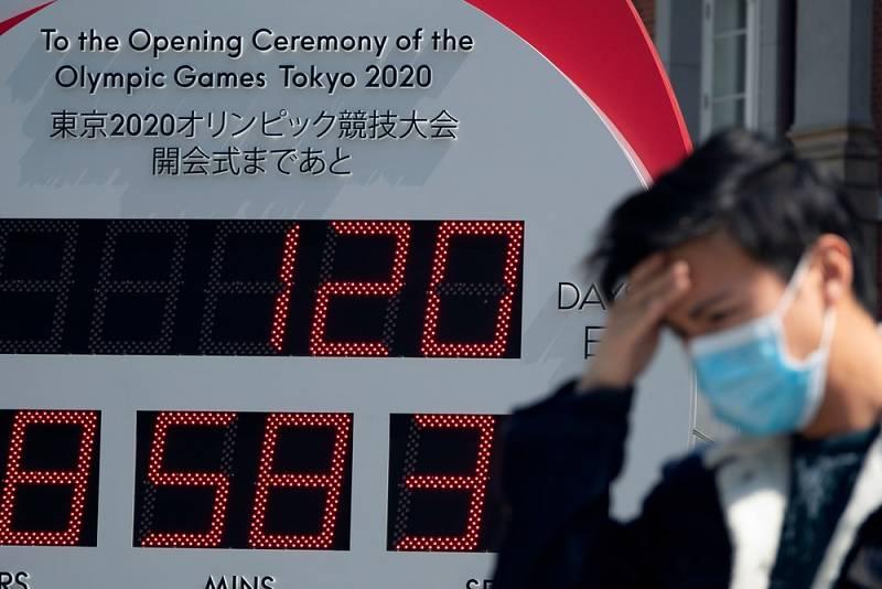 Jestli olympiáda skutečně proběhne, nedokáže nikdo zodpovědně říct.