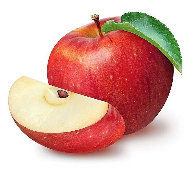 Jablka obsahují málo kalorií, ale mnoho živin.